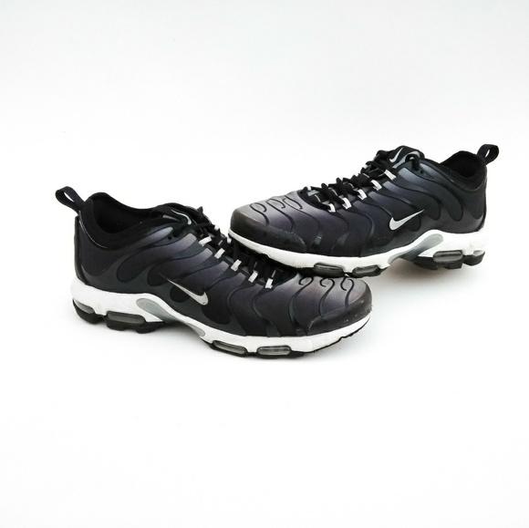 Nike Shoes Air Max Plus Tn Ultra Black Grey Poshmark